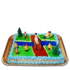 Tort Alba ca Zapada