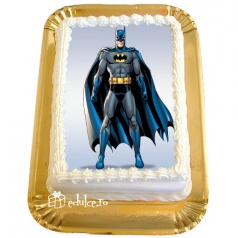 Tort cu poza Batman