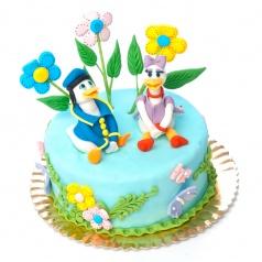 Tort Daisy si Donald