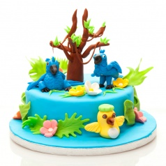 Tort Angry Birds Rio
