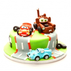 Default Category Tort Fulger McQueen Cars