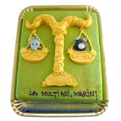 Tort Horoscop Balanta
