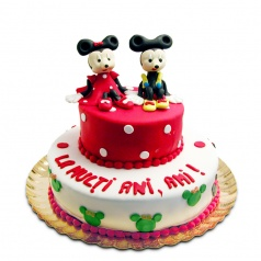 Tort Club Mickey Mouse