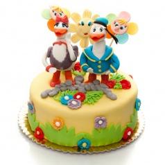 Tort Donald Duck