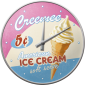 Ceas American Ice Cream
