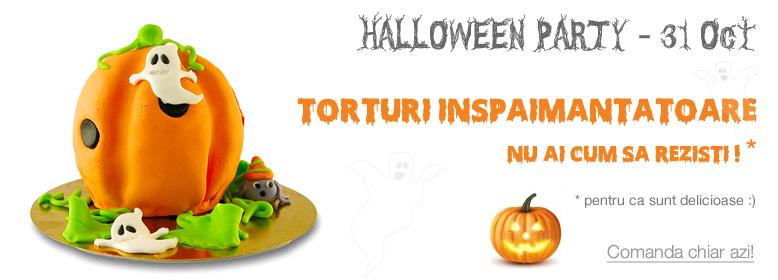 Torturi de Halloween